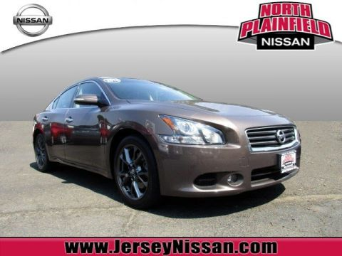 Certified Pre-Owned 2014 Nissan Maxima 3.5 SV FWD 4dr Car