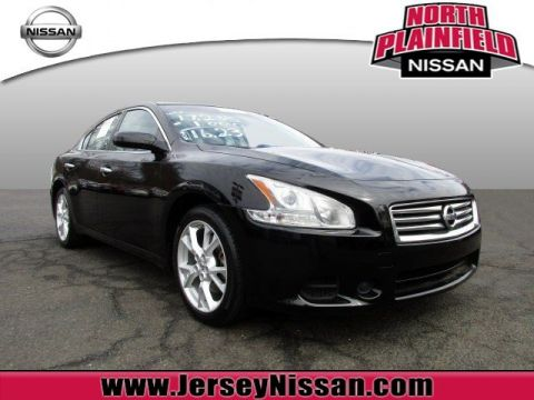 Pre-Owned 2014 Nissan Maxima 3.5 S FWD 4dr Car