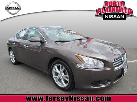 Certified Pre-Owned 2014 Nissan Maxima 3.5 S FWD 4dr Car