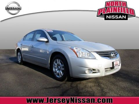 Pre-Owned 2010 Nissan Altima 2.5 FWD 4dr Car