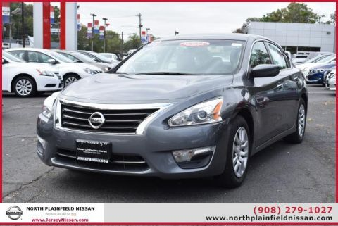 Certified Pre-Owned 2015 Nissan Altima 4dr Sdn I4 2.5 Front Wheel Drive Sedan