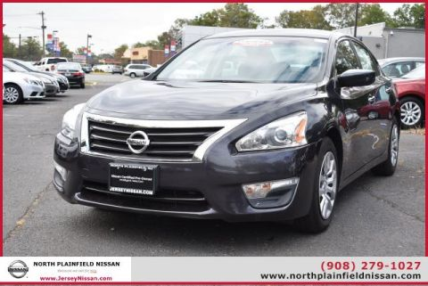 Pre-Owned 2015 Nissan Altima 2.5 S Front Wheel Drive Sedan