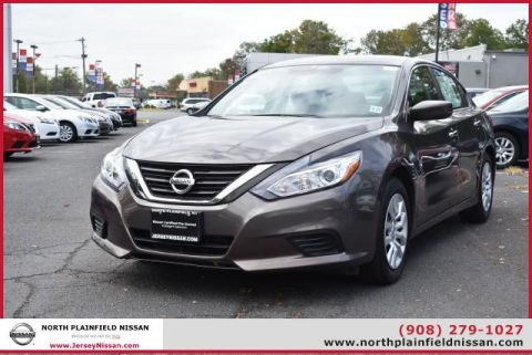 Certified Pre-Owned 2016 Nissan Altima 4dr Sdn I4 2.5 S Front Wheel Drive Sedan
