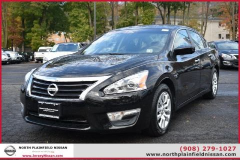 Certified Pre-Owned 2015 Nissan Altima 4dr Sdn I4 2.5 S Front Wheel Drive Sedan