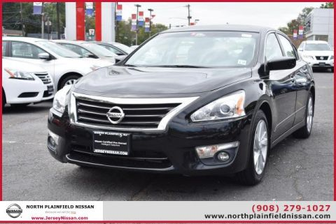Certified Pre-Owned 2015 Nissan Altima 4dr Sdn I4 2.5 SV Front Wheel Drive Sedan