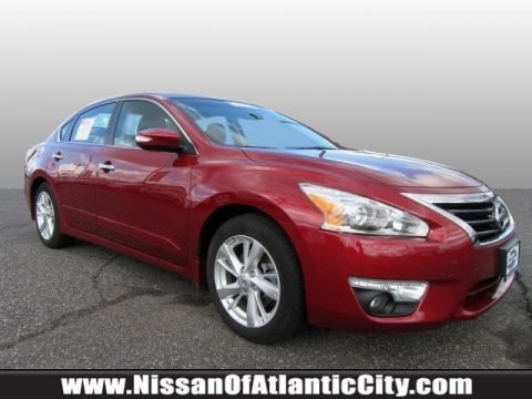 Certified Pre-Owned 2015 Nissan Altima 2.5 SL FWD 4dr Car