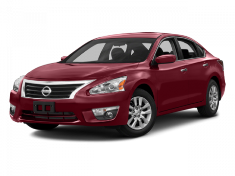 New 2015 Nissan Altima 2.5 S Front Wheel Drive Sedan