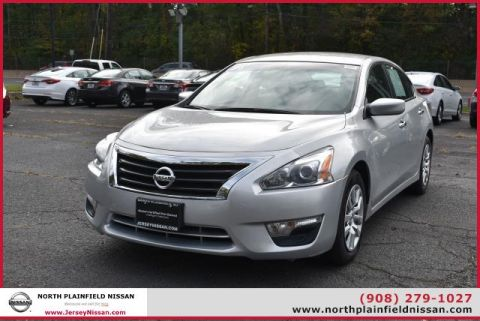 Pre-Owned 2015 Nissan Altima 4dr Sdn I4 2.5 Front Wheel Drive Sedan