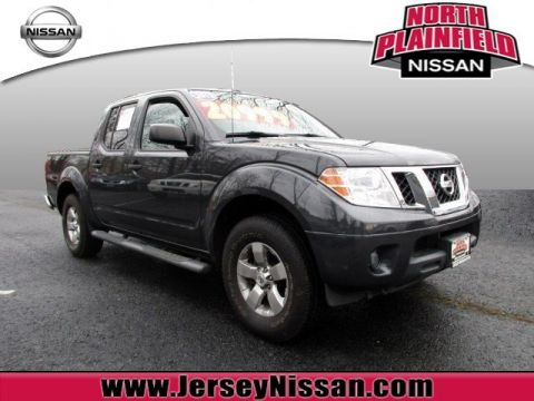 Pre-Owned 2013 Nissan Frontier SV 4WD