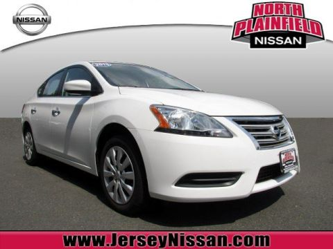 Pre-Owned 2015 Nissan Sentra SV FWD 4dr Car