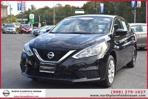Certified Pre-Owned 2016 Nissan Sentra 4dr Sdn I4 CVT SV Front Wheel Drive Sedan