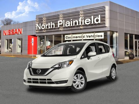 New 2017 Nissan Versa Note S Plus FWD 4D Hatchback