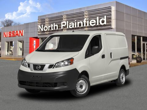 New 2017 Nissan NV200 Compact Cargo SV Front Wheel Drive Compact Cargo Van
