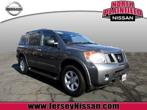 Certified Pre-Owned 2015 Nissan Armada  4WD