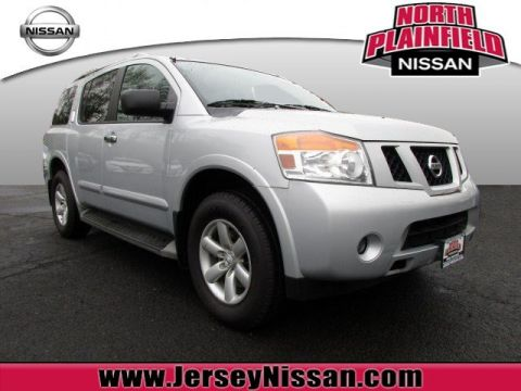 Certified Pre-Owned 2015 Nissan Armada SV 4WD