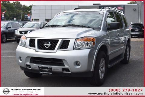 Certified Pre-Owned 2015 Nissan Armada 4WD 4dr Platinum *Ltd Avail* Four Wheel Drive SUV