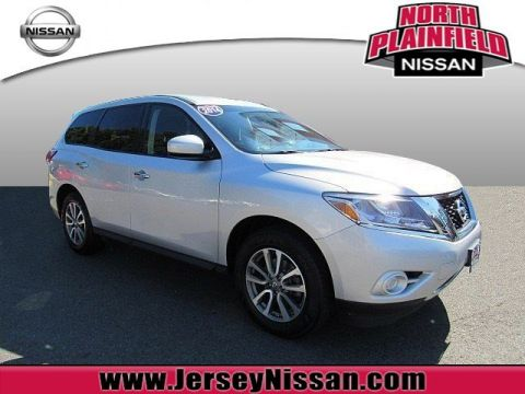 Certified Pre-Owned 2014 Nissan Pathfinder S 4WD