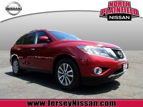 Certified Pre-Owned 2015 Nissan Pathfinder SL 4WD
