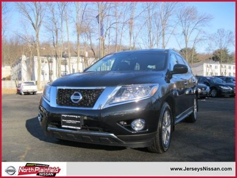 Certified Pre-Owned 2016 Nissan Pathfinder SL 4WD