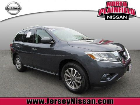 Certified Pre-Owned 2013 Nissan Pathfinder SV AWD