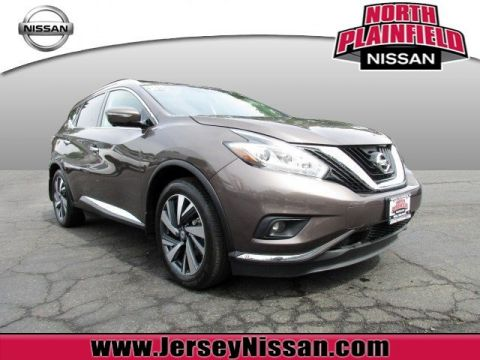 Certified Pre-Owned 2015 Nissan Murano Platinum With Navigation & AWD