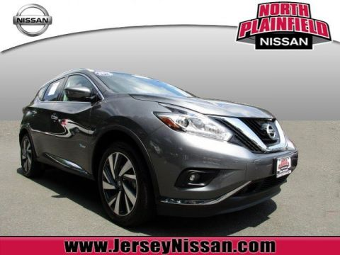 Certified Pre-Owned 2016 Nissan Murano Platinum AWD