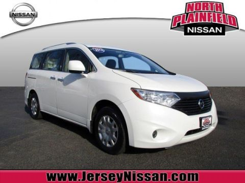 Certified Pre-Owned 2014 Nissan Quest LE FWD Mini-van, Passenger