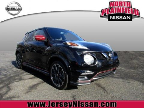 Pre-Owned 2015 Nissan JUKE NISMO With Navigation
