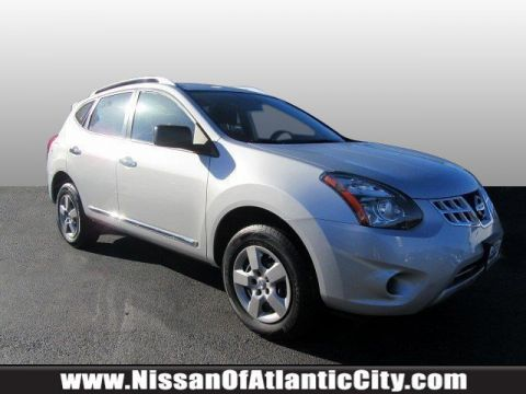 Pre-Owned 2015 Nissan Rogue Select S FWD Sport Utility