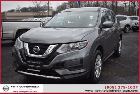 Certified Pre-Owned 2017 Nissan Rogue S AWD