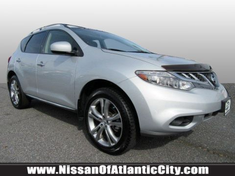 Pre-Owned 2012 Nissan Murano LE FWD Sport Utility