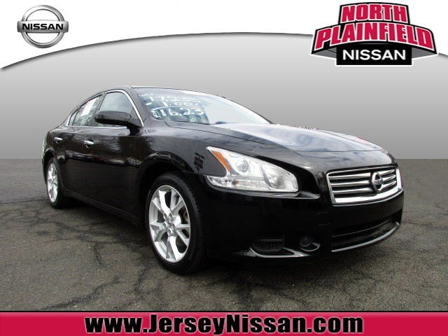 Certified Pre-Owned 2014 Nissan Maxima 3.5 S
