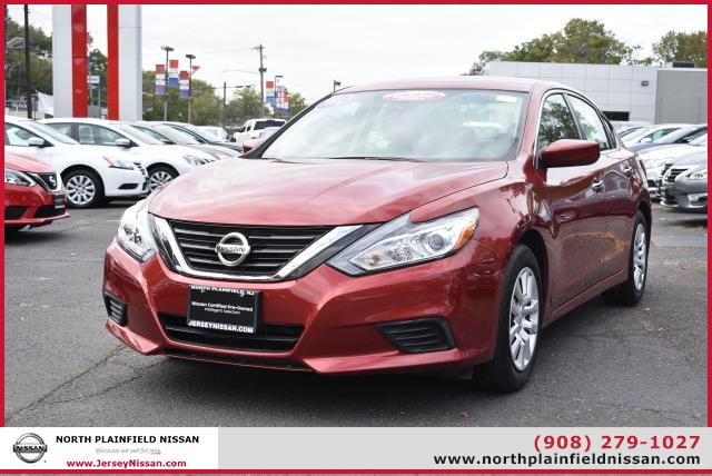 Certified Pre-Owned 2016 Nissan Altima 4dr Sdn I4 2.5 S