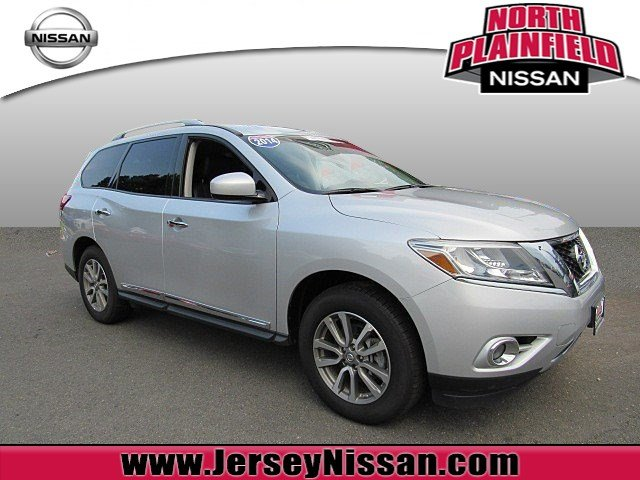 Certified Pre-Owned 2014 Nissan Pathfinder SV